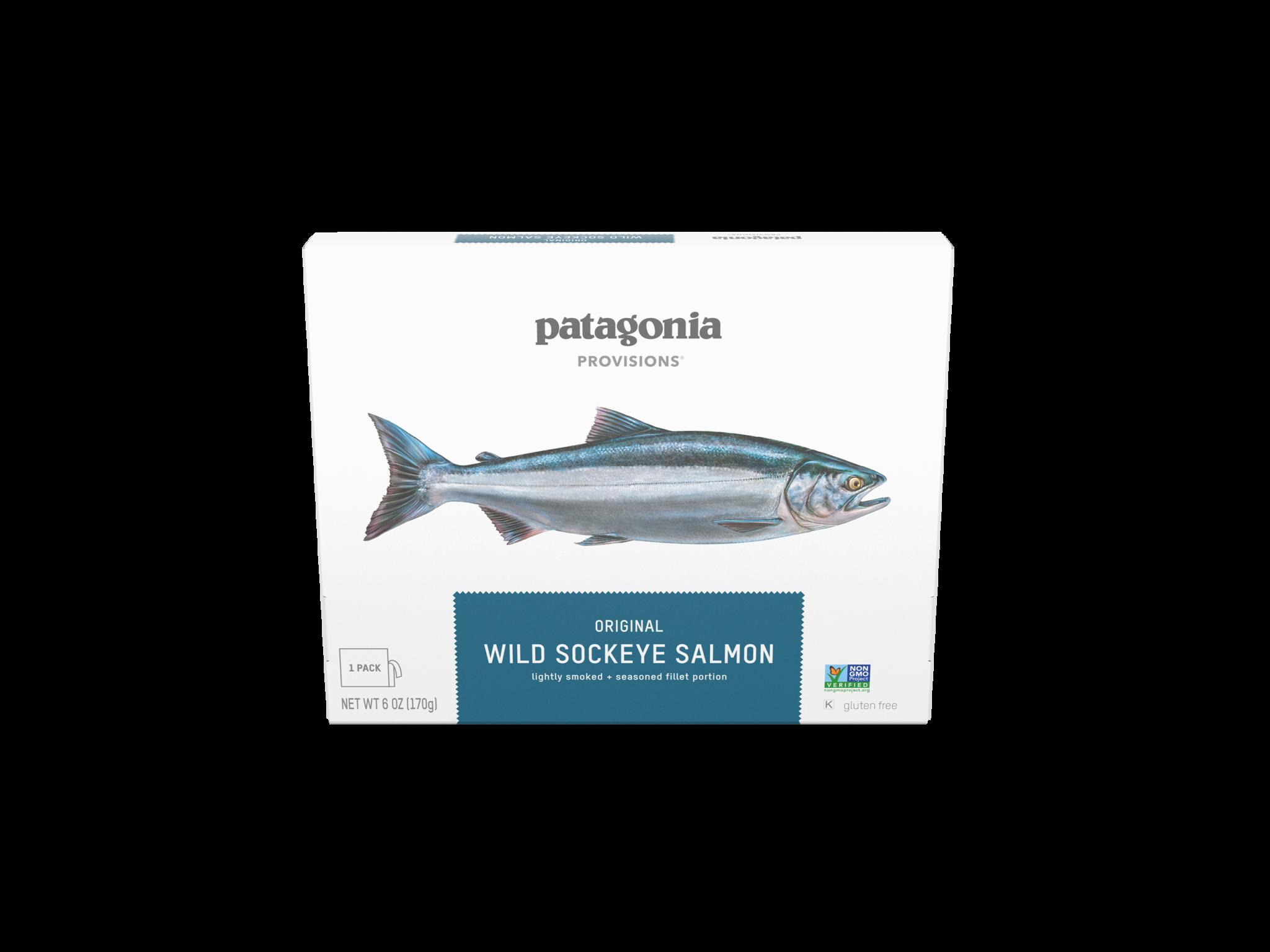 Patagonia Provisions Patagonia Provisions Salmon