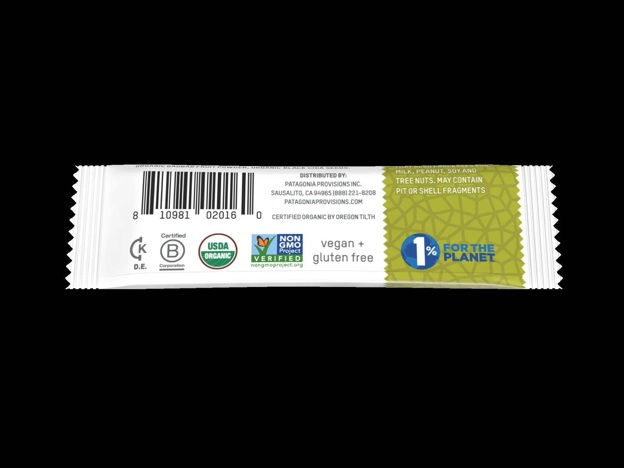 Patagonia Provisions Patagonia Provisions Organic Bars