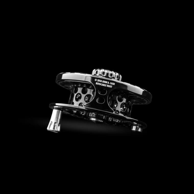 Abel Reels Limited Edition Johnny Cash Abel Super Series Fly Reel 7/8