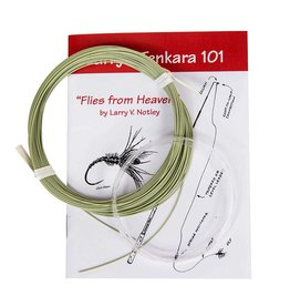 TFO TFO Soft Hackle Tenkara Line, Leader, & Book Kit