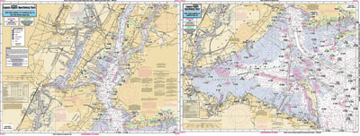 Capt. Seagull's Nautical Charts