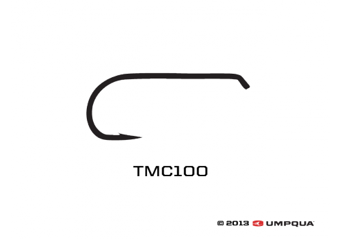 Umpqua Feather Merchants Tiemco TMC 100 Hooks