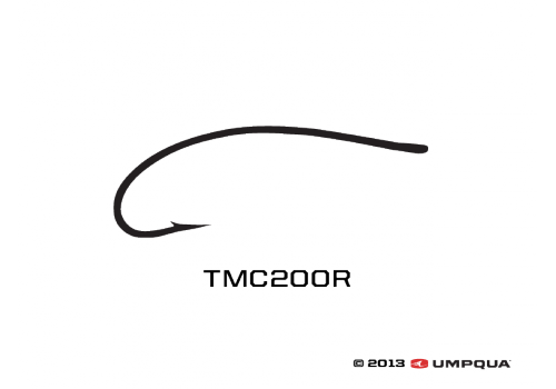 Umpqua Feather Merchants Tiemco TMC 200R Hooks
