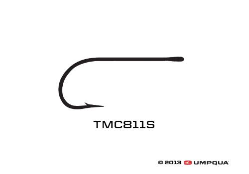Umpqua Feather Merchants Tiemco TMC 811S Hooks