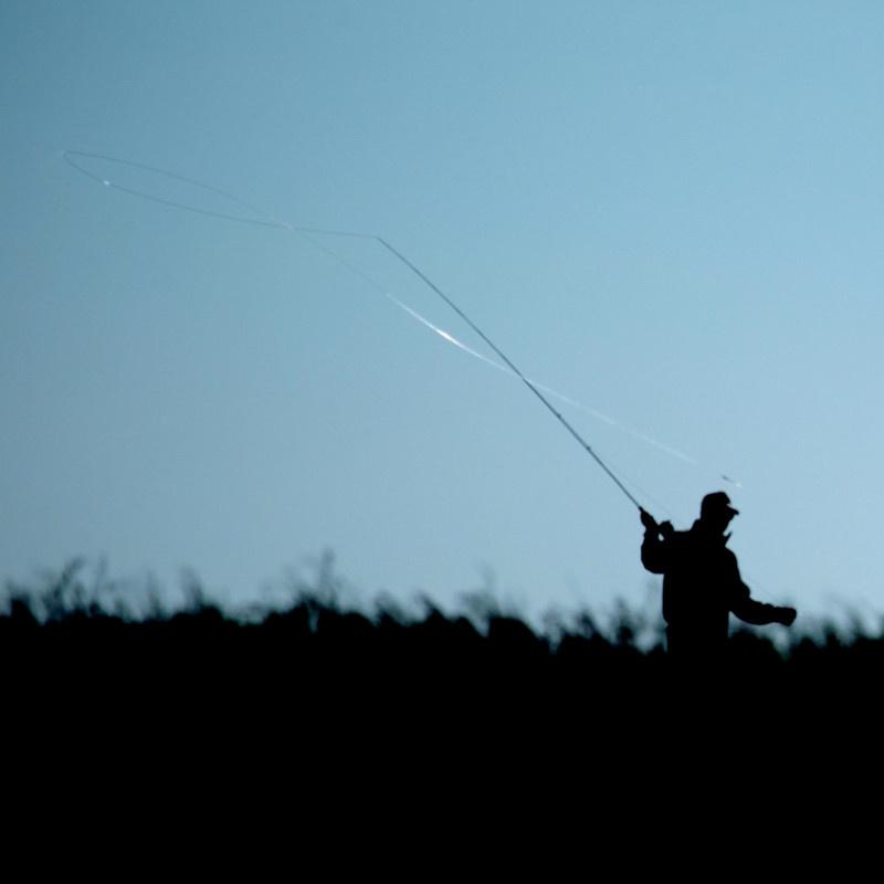 Urban Angler Casting Lesson