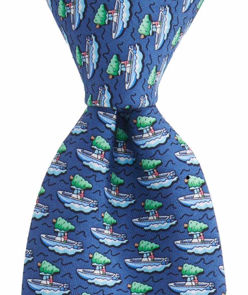 Vineyard Vines Silk Printed Tie