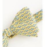 Vineyard Vines Silk Bowtie Bonefish Safety Yellow