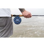 Hatch Custom Hatch Finatic Reel - Grey Fog