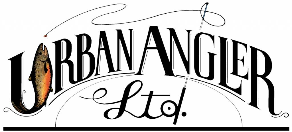 Urban Angler Logo Gear