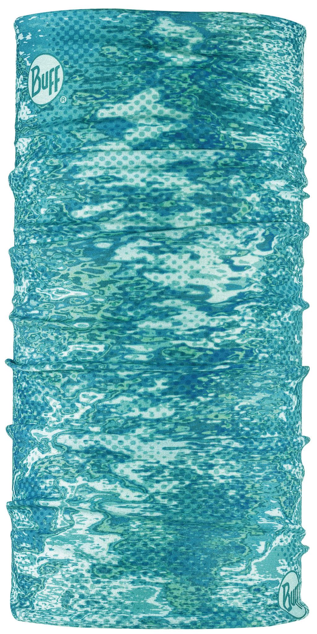 Buff Buff CoolNet UV Pelagic Camo Tropical