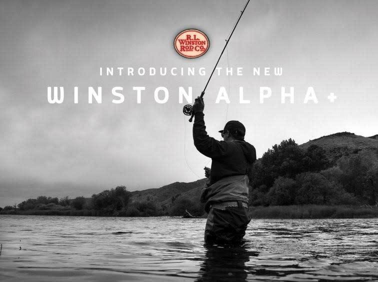 Winston Rods Winston Alpha Plus