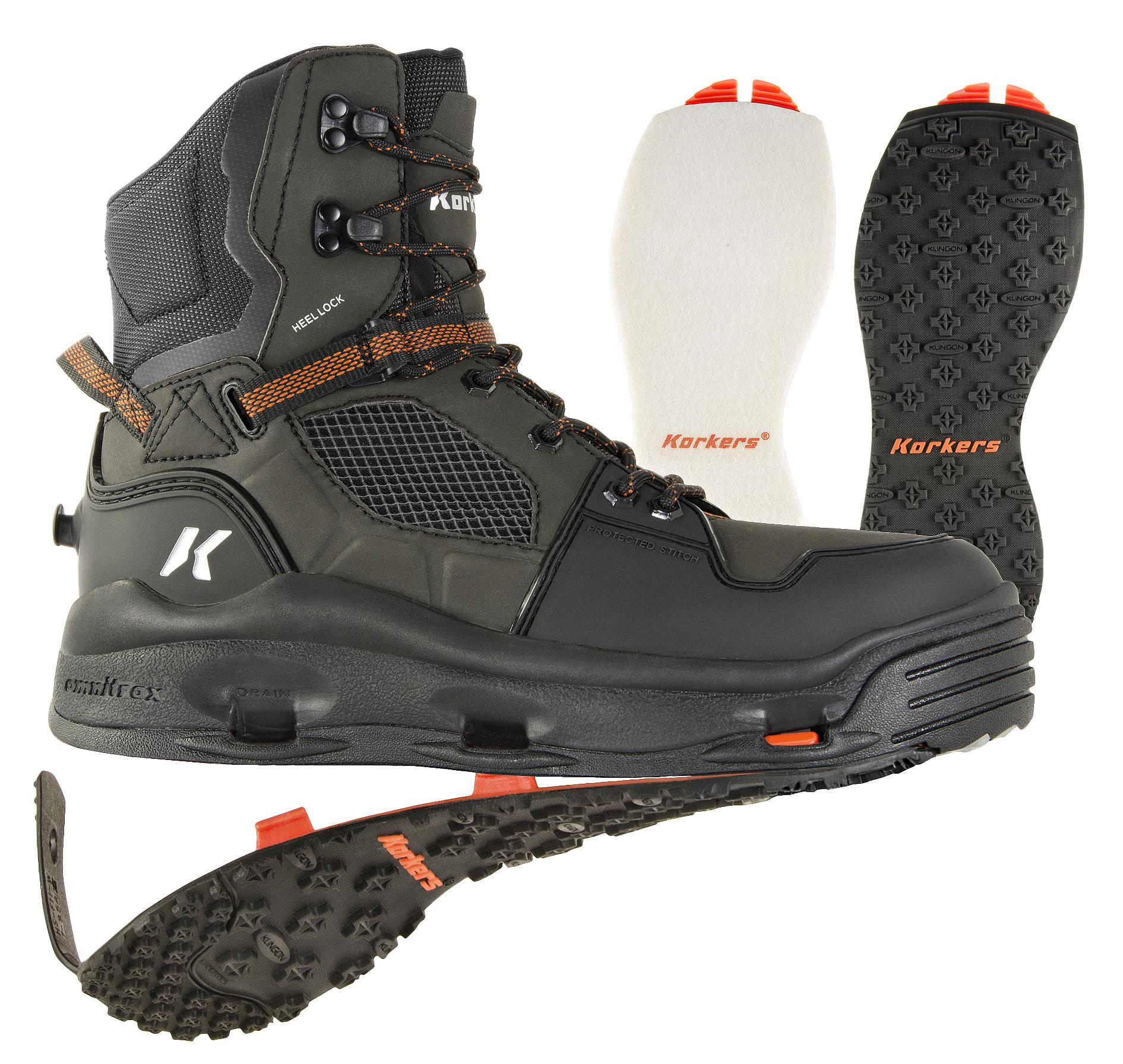 Korkers Korkers Terror Ridge Boot