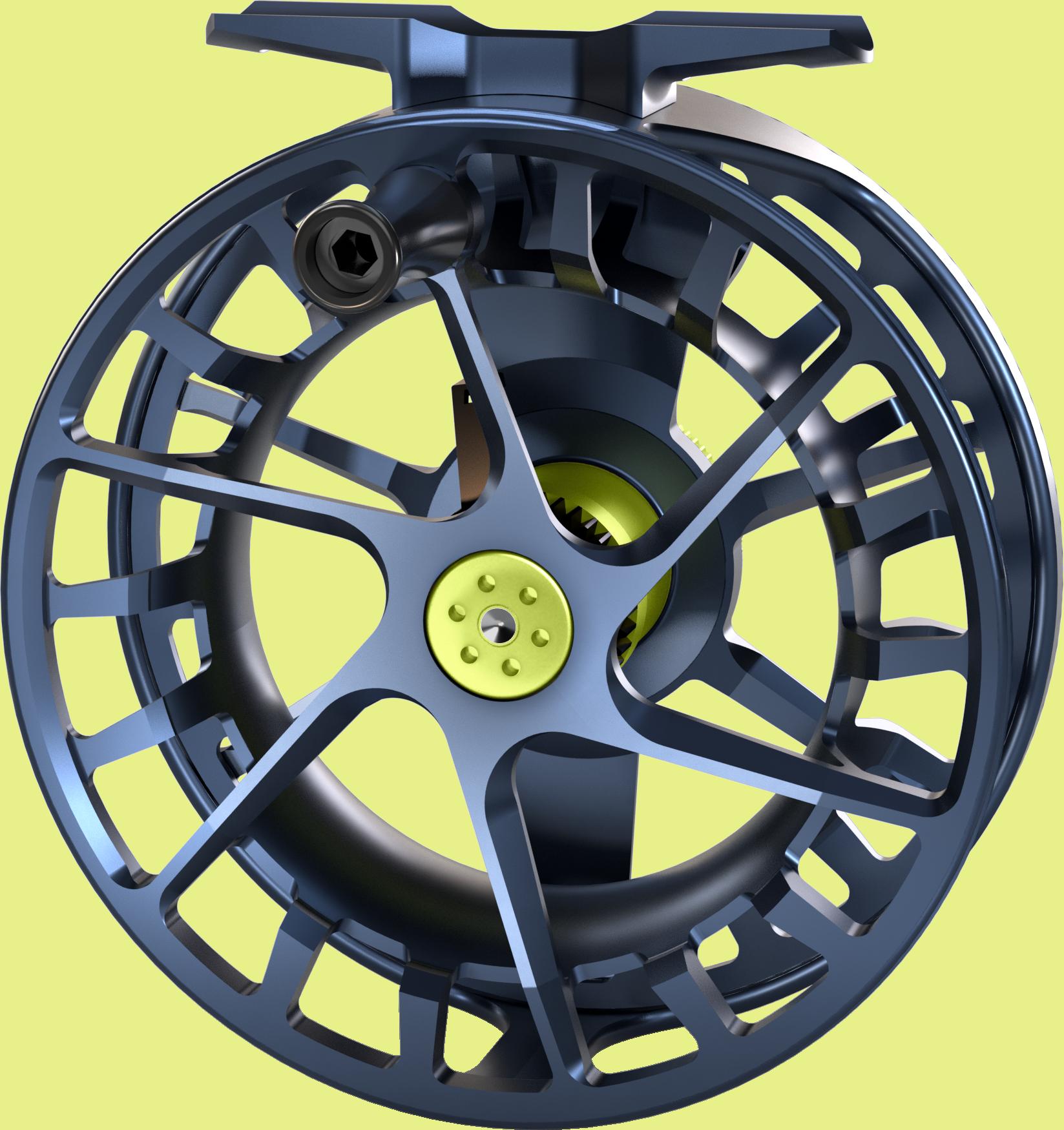 Waterworks Lamson Lamson Speedster S-Series Reel
