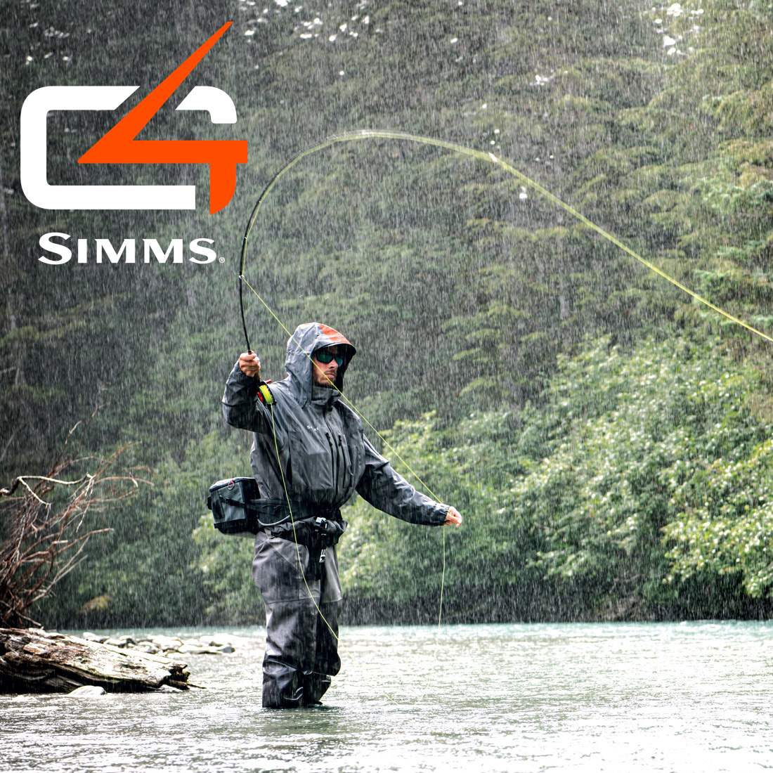 New Simms 2020 G4 Products