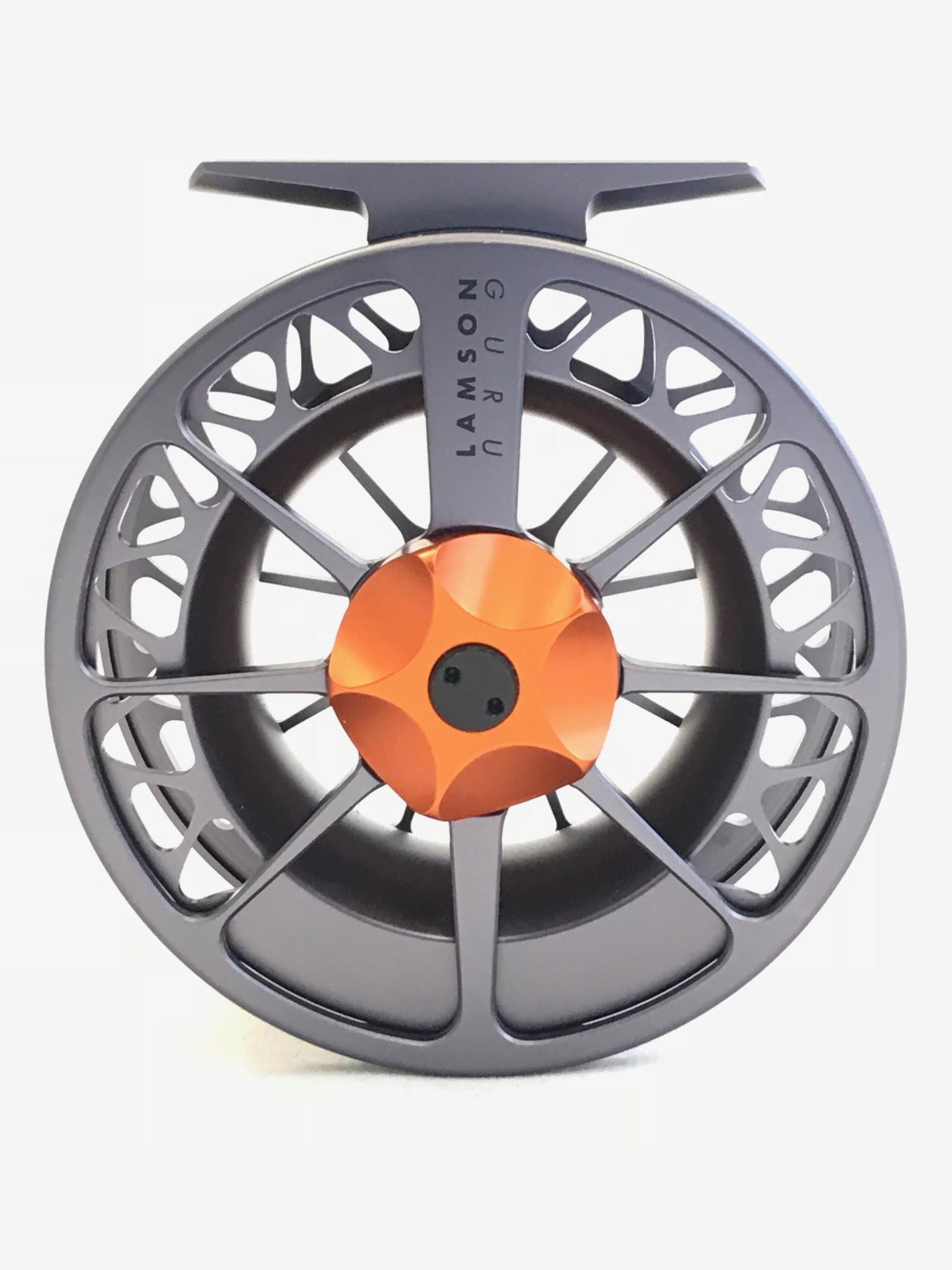 Waterworks Lamson Lamson Guru II Fly Reel
