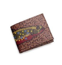 Cattamarra Cattamarra Brook Trout Wallet