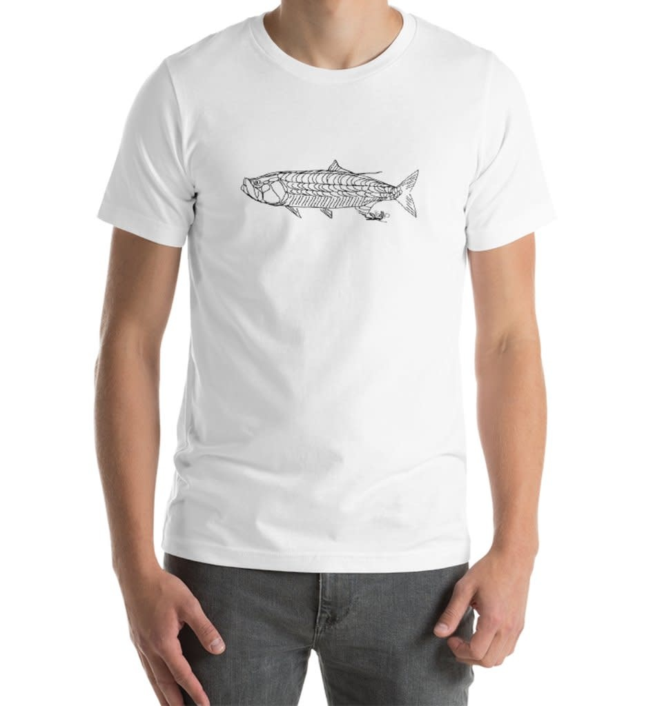 D.H. Lovefish Co. D.H. Lovefish Co. Megalops T-Shirt