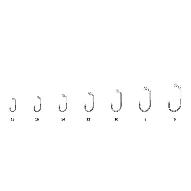 Umpqua Feather Merchants Umpqua XT500 Jig Hooks