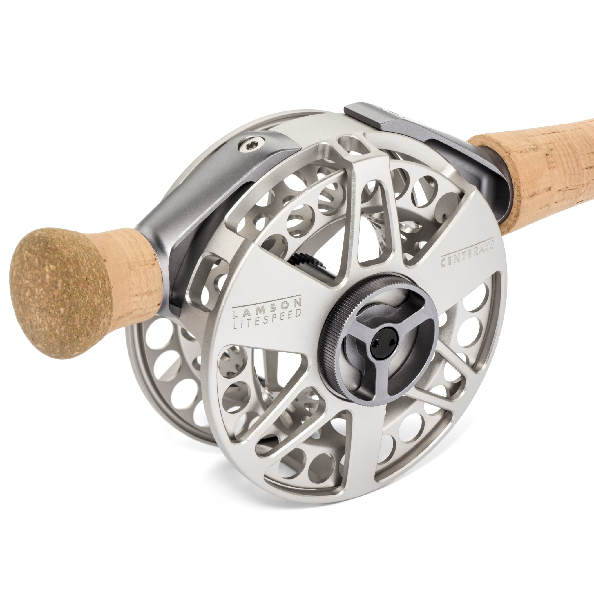 Waterworks Lamson Lamson Center Axis Saltwater Rod & Reel System