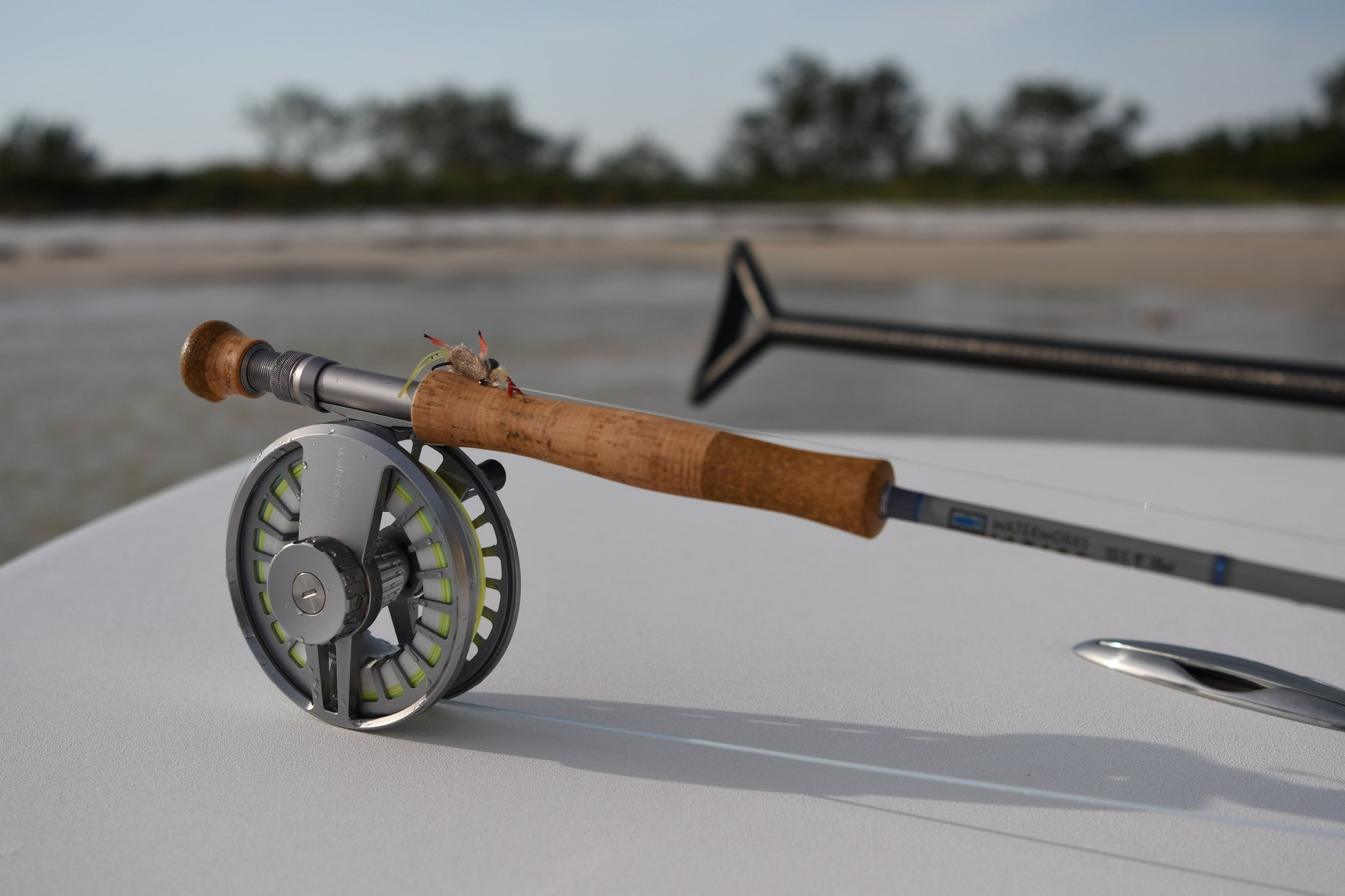 Waterworks Lamson Lamson Standard Seat Saltwater Rod