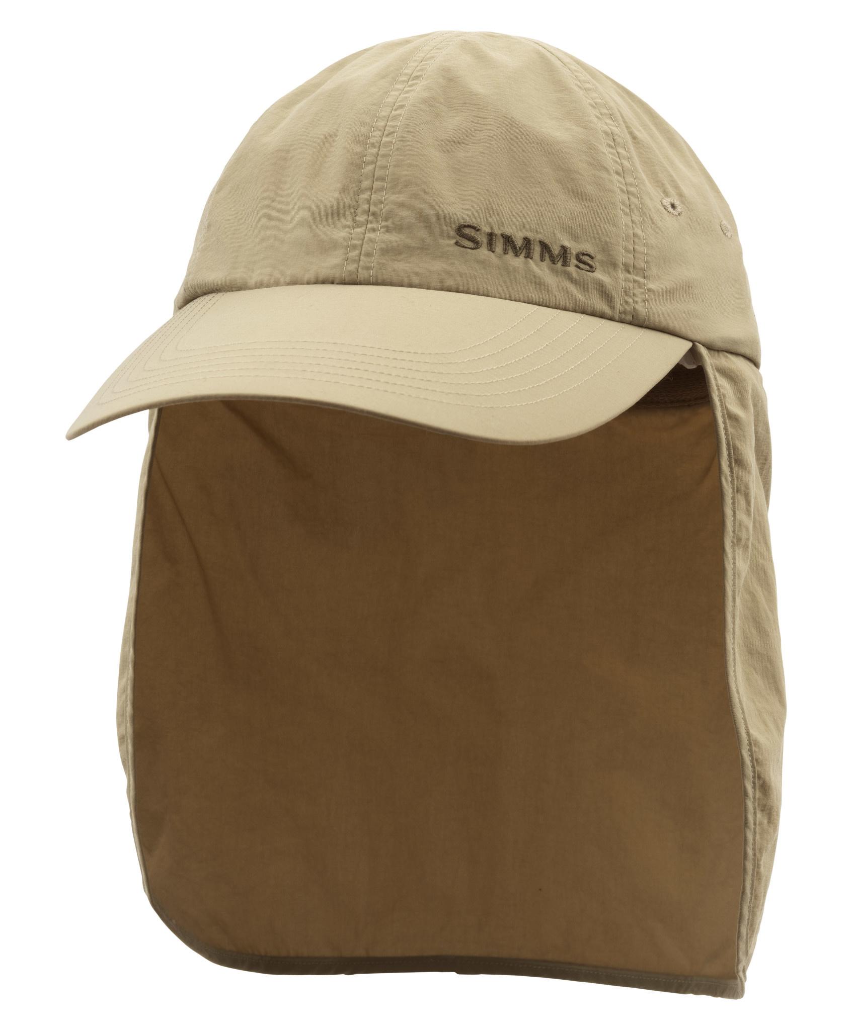 Simms Simms Bugstopper Sunshield Cap