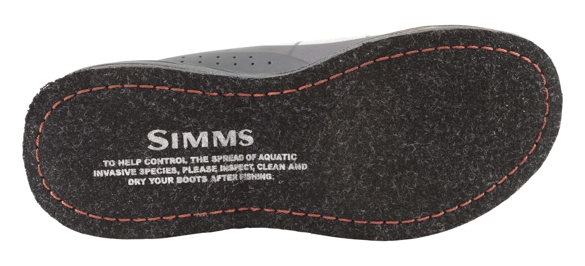 Simms Simms Women's Flyweight Boot - Felt