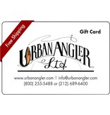 Urban Angler Gift Card