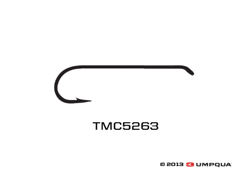 Umpqua Feather Merchants Tiemco TMC 5263 Hooks