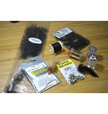 Urban Angler Fly Tying Kit - Tarantula Zonker