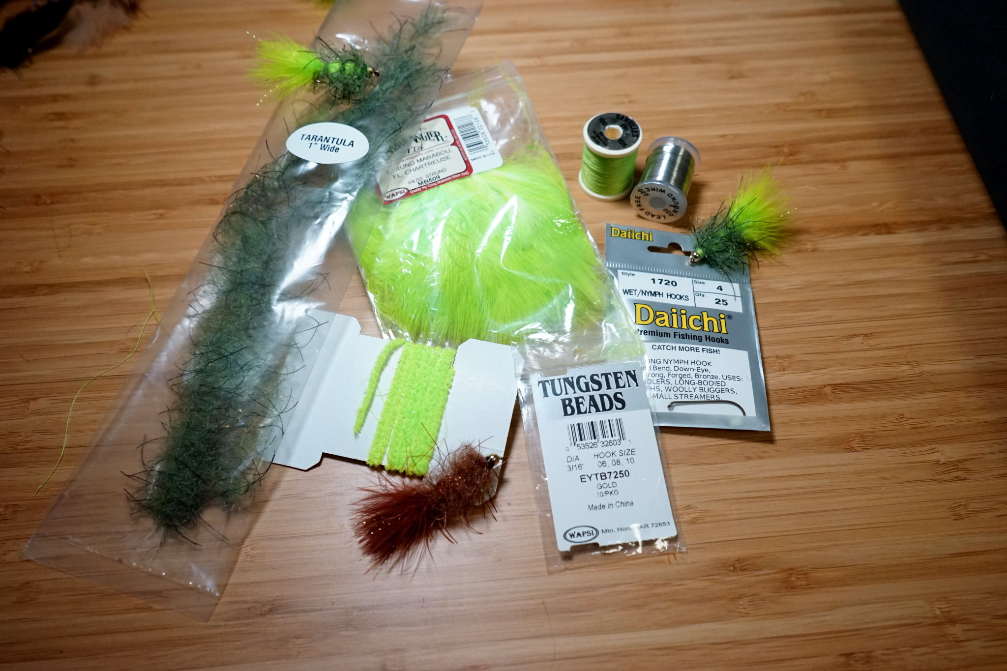 Urban Angler Fly Tying Kit - Buggy Bugger