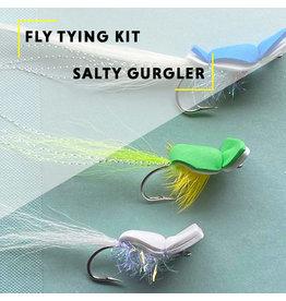 Urban Angler Fly Tying Kit - Salty Gurgler