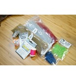Urban Angler Fly Tying Kit - Rainbow Attractor