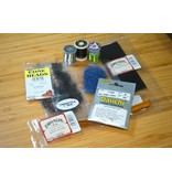 Urban Angler Fly Tying Kit - Midnight Stonefly