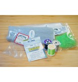Urban Angler Fly Tying Kit - Mean Green Scud