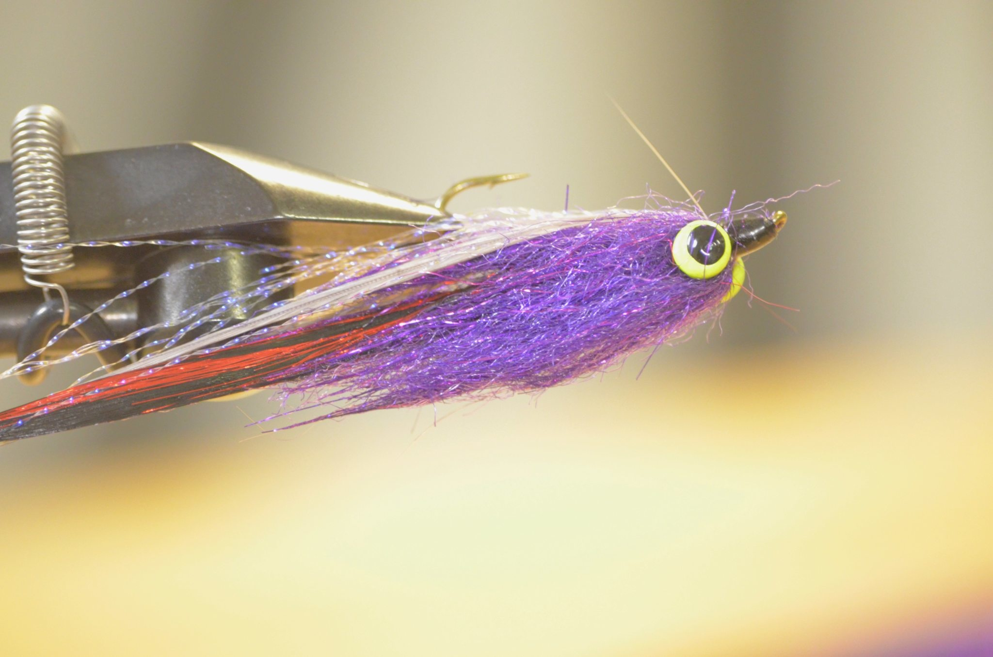 Urban Angler Fly Tying Kit - EP Anadro Home Invader
