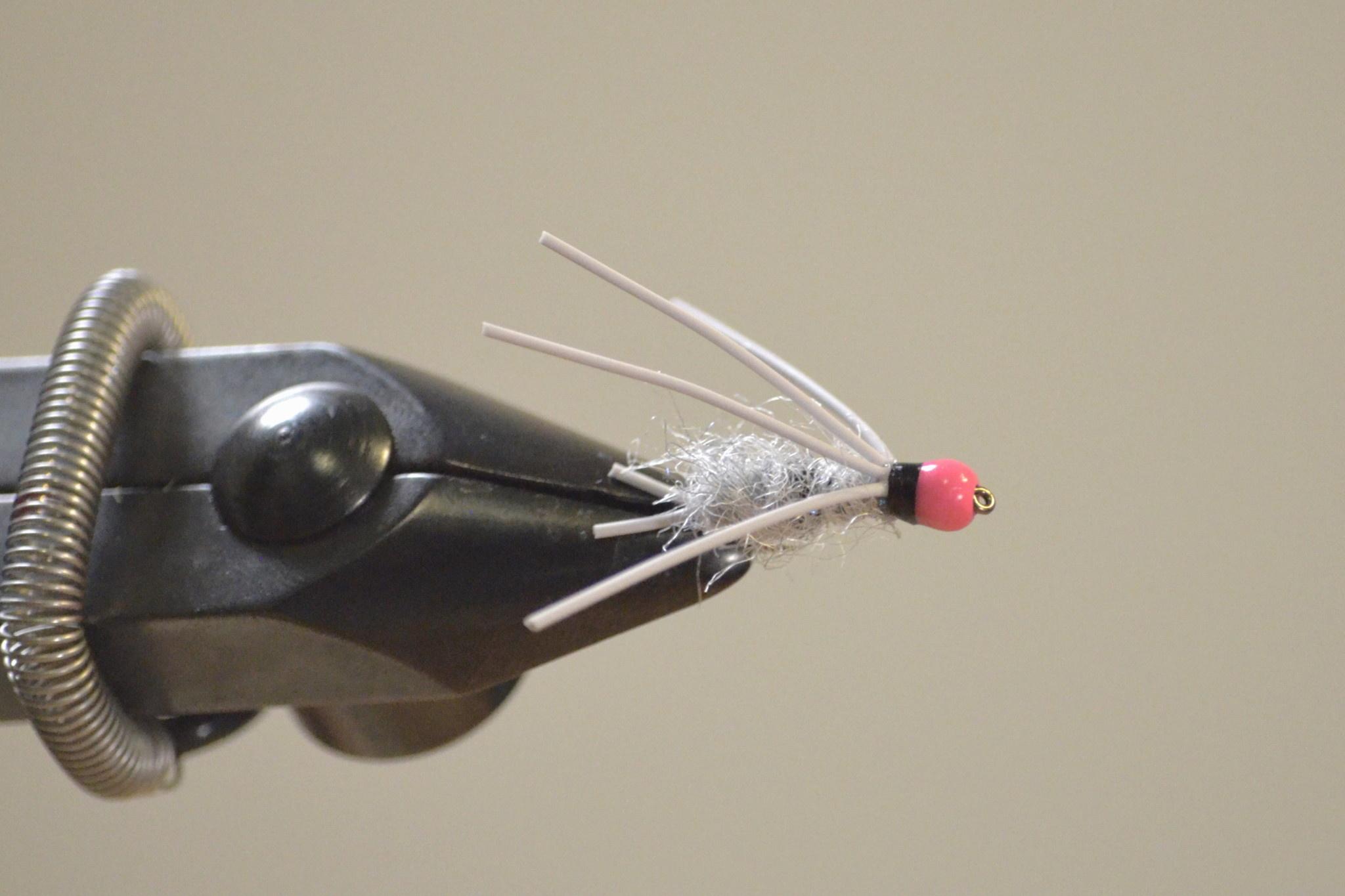 Urban Angler Fly Tying Kit - EP Bluegill Bully Spider