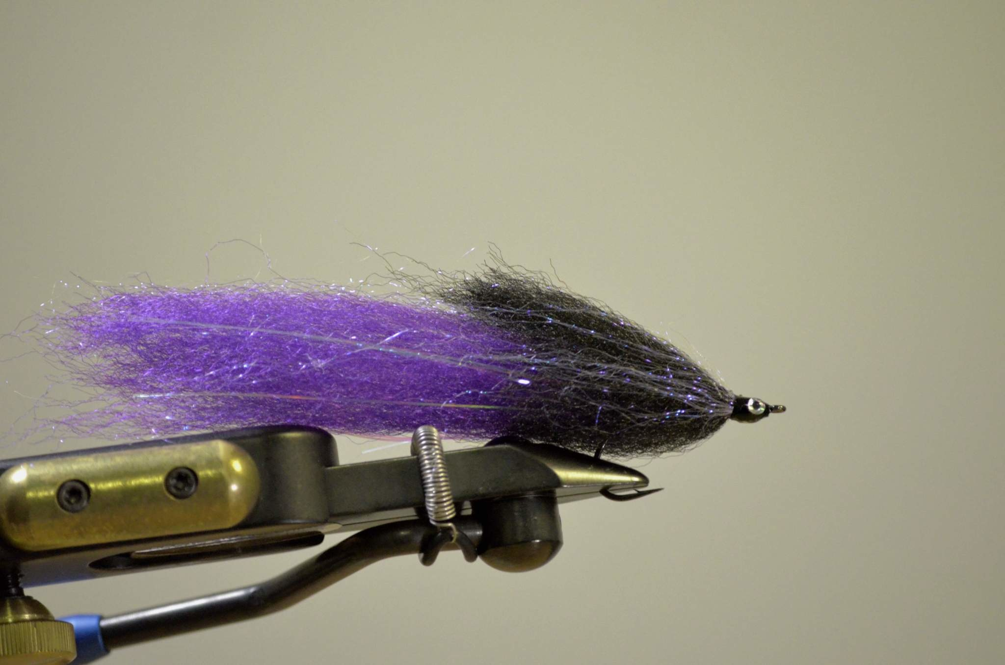 Urban Angler Fly Tying Kit - EP Pike Purple Dude