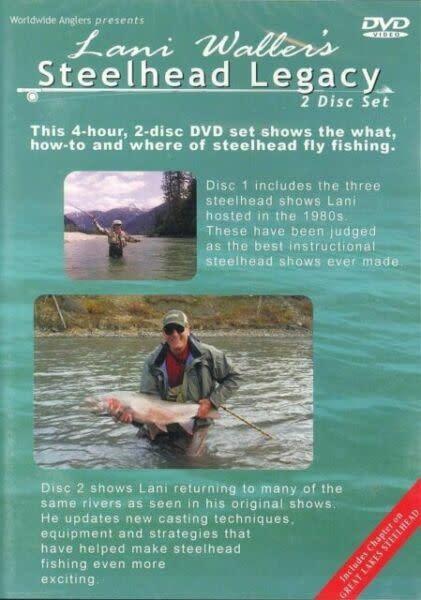 Lani Waller's Steelhead Legacy (DVD)
