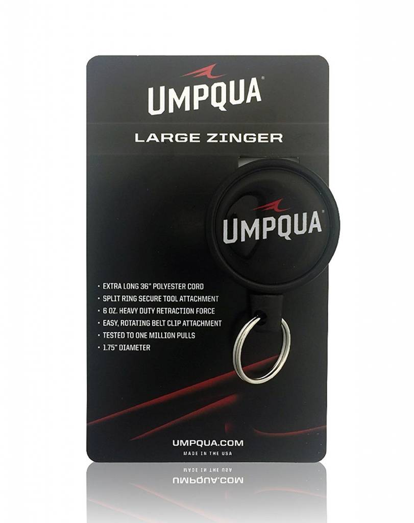 Umpqua Feather Merchants Umpqua UPG Zinger