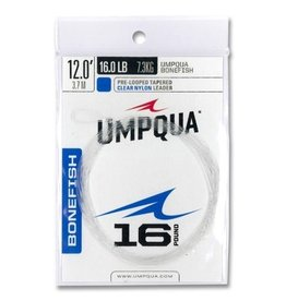Umpqua Feather Merchants Umpqua Bonefish Leader 12'