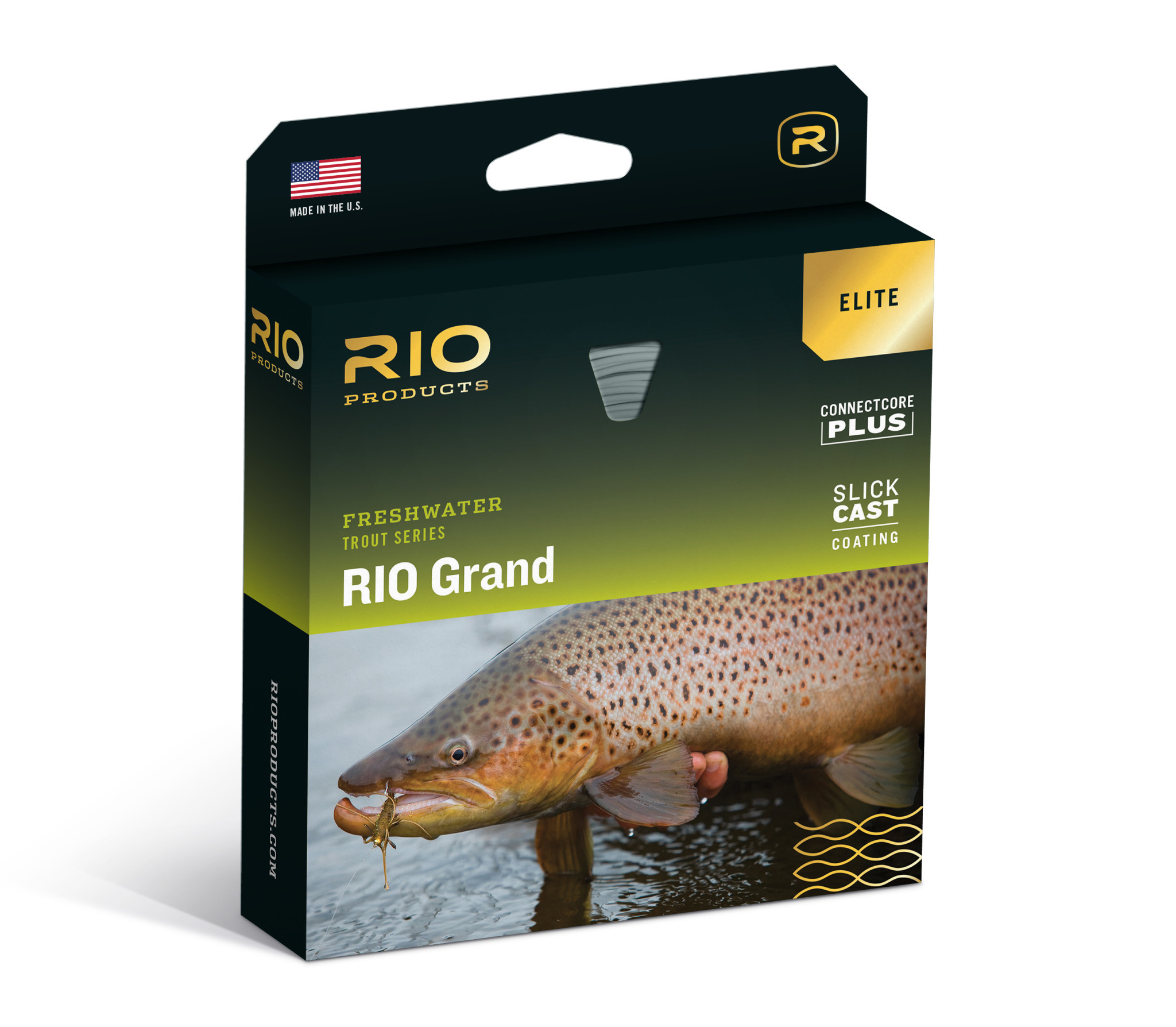 Rio Elite Rio Grand Fly Line