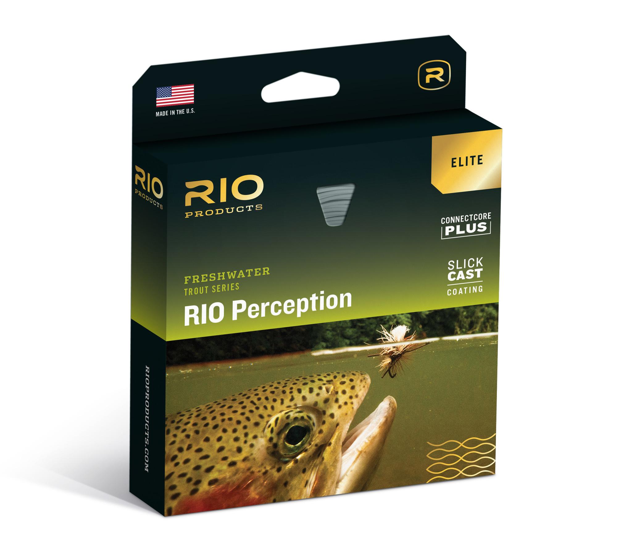 Rio Elite Rio Perception Fly Line