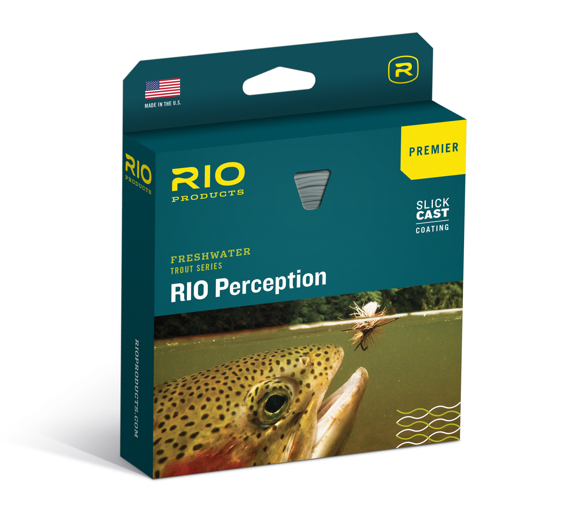 Rio Premier Rio Perception Fly Line