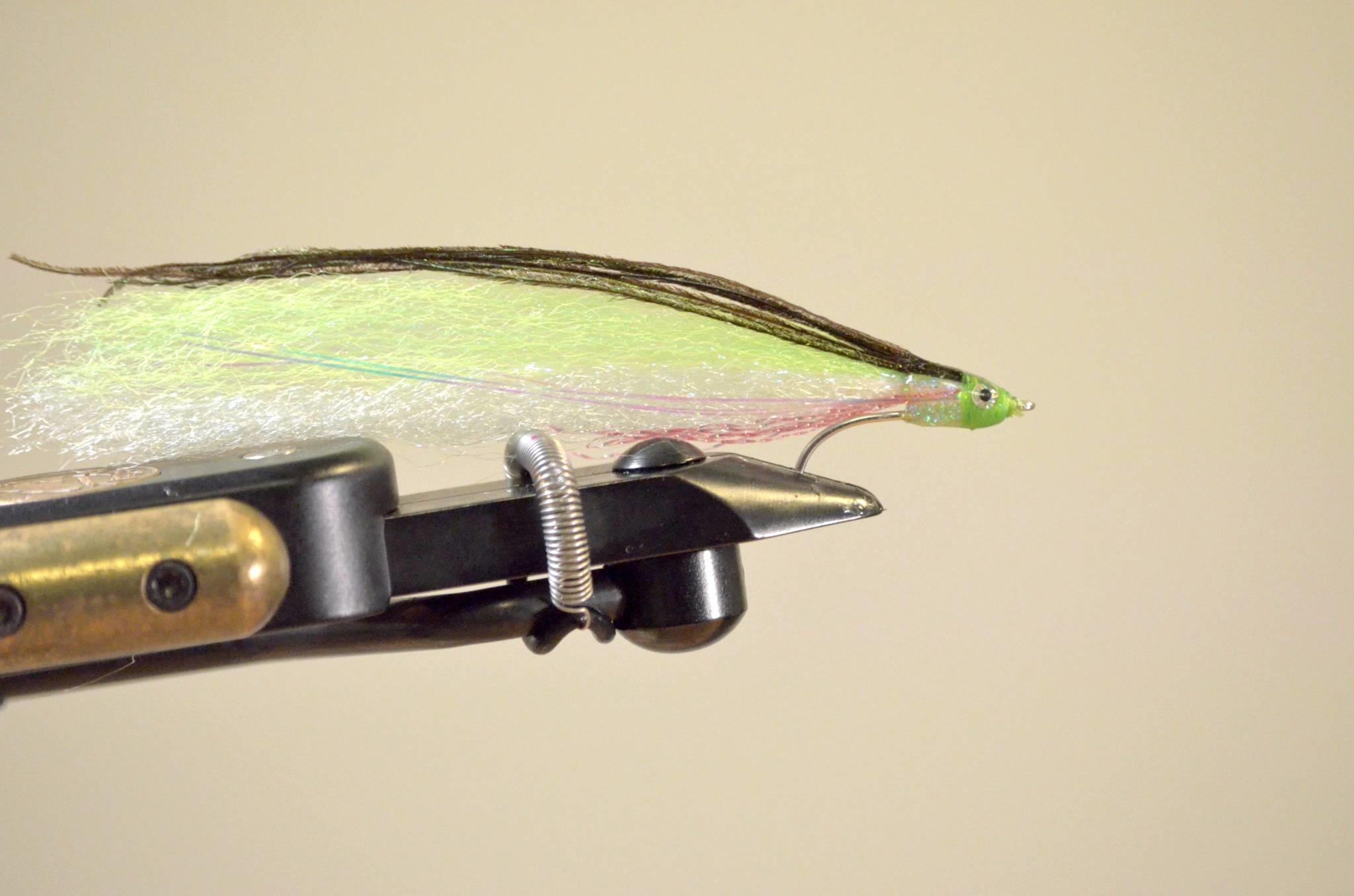 Urban Angler Fly Tying Kit - EP Striper EnricoTail