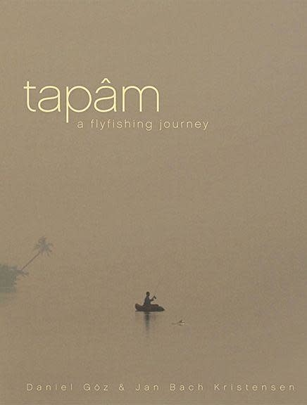Tapam A Fly Fishing Jouney DVD