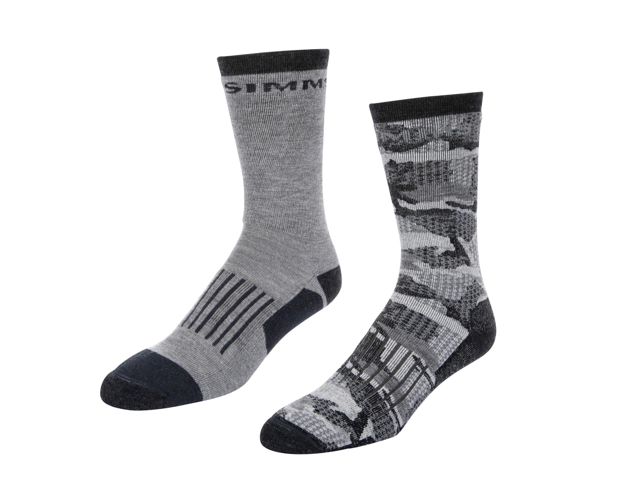 Simms Simms Merino Midweight Hiker Sock 2-Pack
