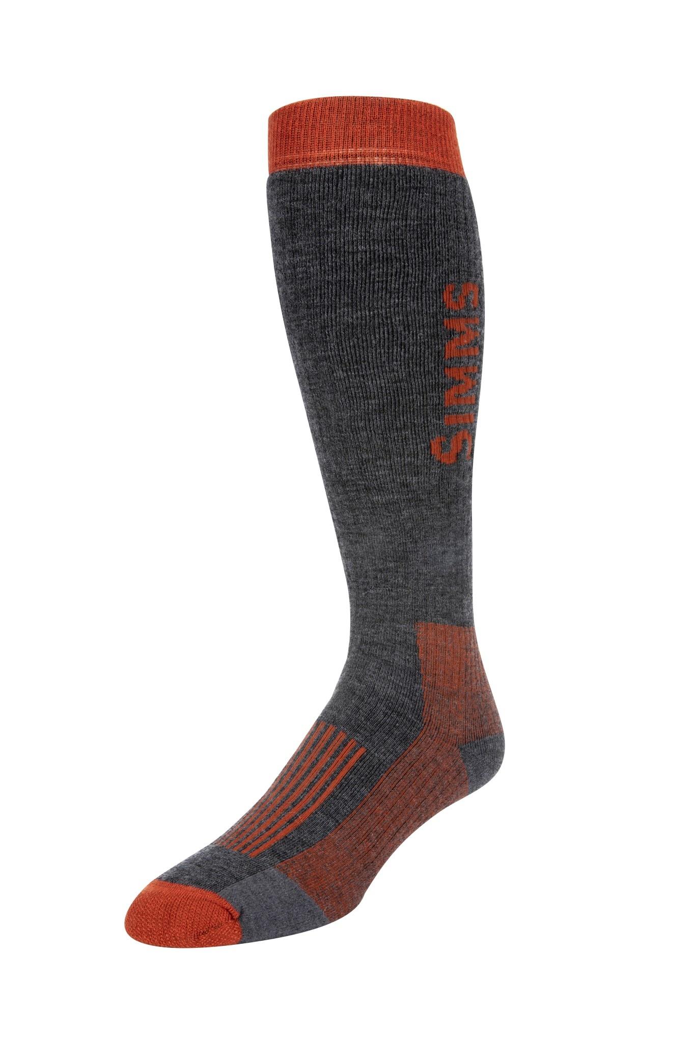 Simms Simms Merino Midweight OTC Sock