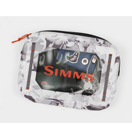 Simms 40% OFF - Simms Dry Creek Gear Pouch Cloud Camo Grey 4L