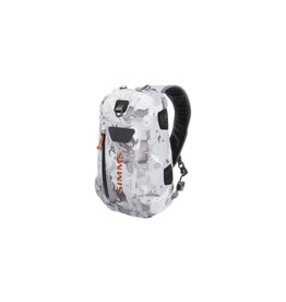 Simms 40% OFF - Simms Dry Creek Z Sling Pack Cloud Camo Grey 15L