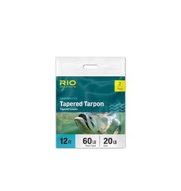 Rio Rio 12' Tapered Tarpon FC Shock - 2Pk